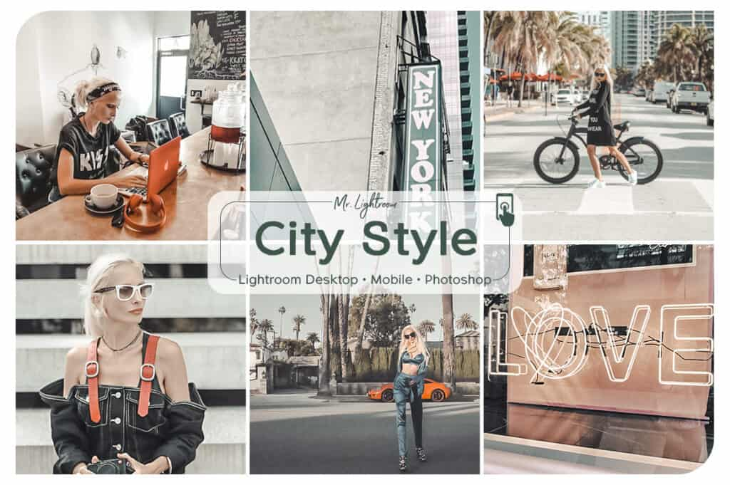 City Style 1.1 1024x681 - City Style Lightroom Desktop and Mobile Presets