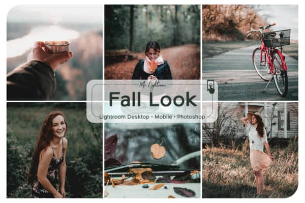 Fall Look 1.1 600x399 - Fall Look Lightroom Desktop and Mobile Presets