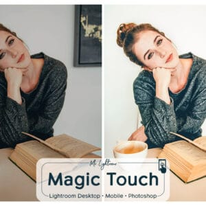 Magic Touch 1 300x300 - Warm Touch Lightroom Mobile and Desktop Presets