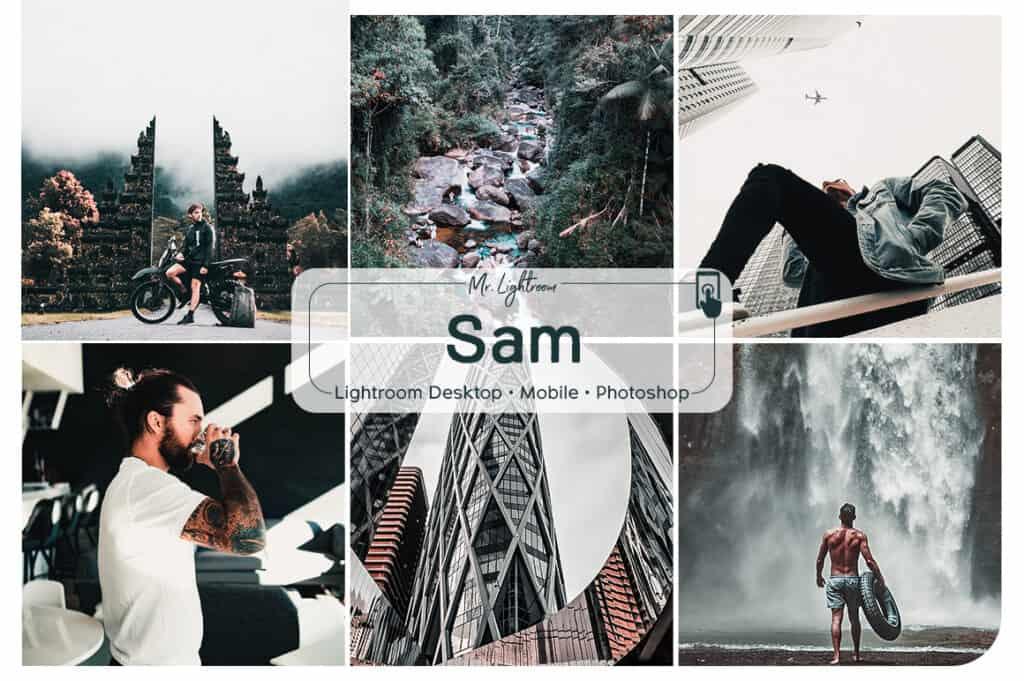 Sam 1.1 1024x681 - Sam Lightroom Desktop and Mobile Presets