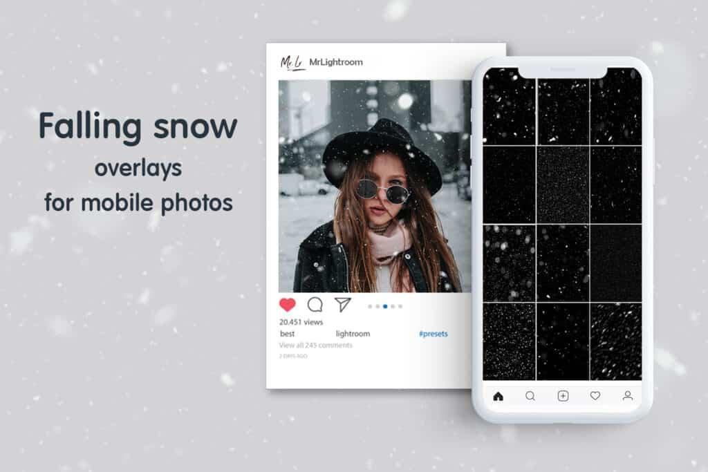 Snow 01 1024x683 - Snow Mobile Overlays