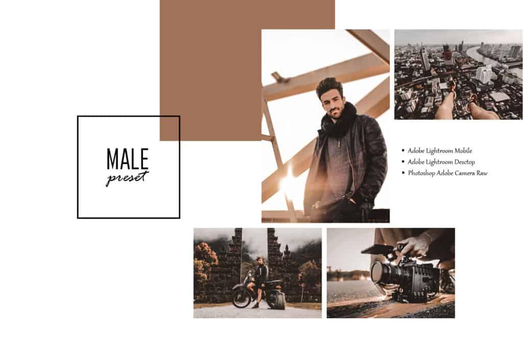 Male 1 1024x683 - Male Lightroom Desktop and Mobile Presets