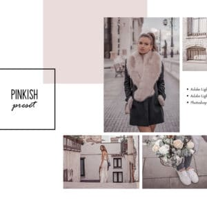 Pinkish Lightroom Mobile and Desktop Presets