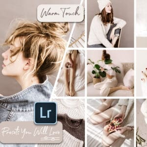 Warm Touch 1.1 300x300 - Warm & Airy Lightroom Mobile and Desktop Presets
