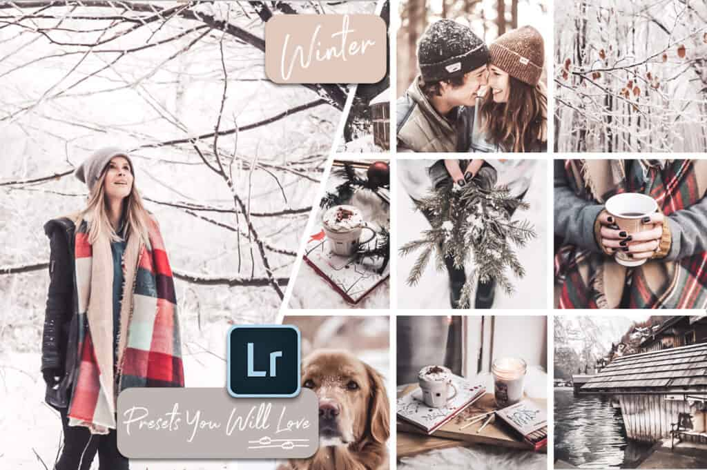 Winter 1.1 1024x681 - Winter Lightroom Mobile and Desktop Presets