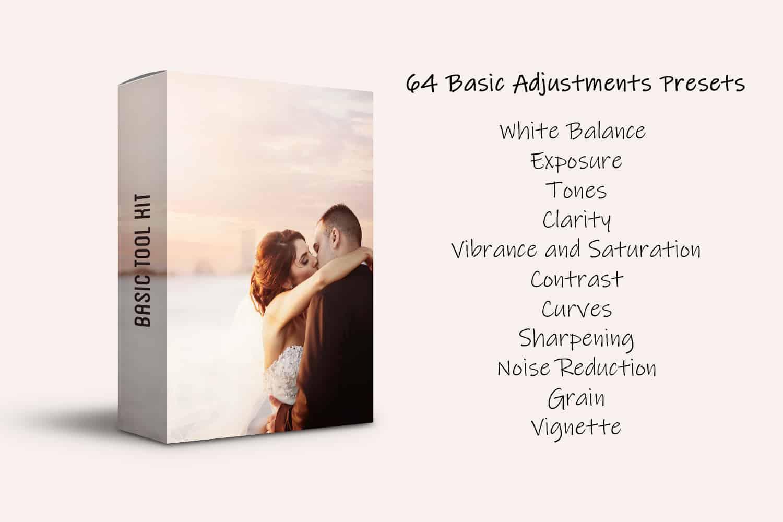 Basic Tool Kit - 64 Free Lightroom Presets - MrLightroom - premium