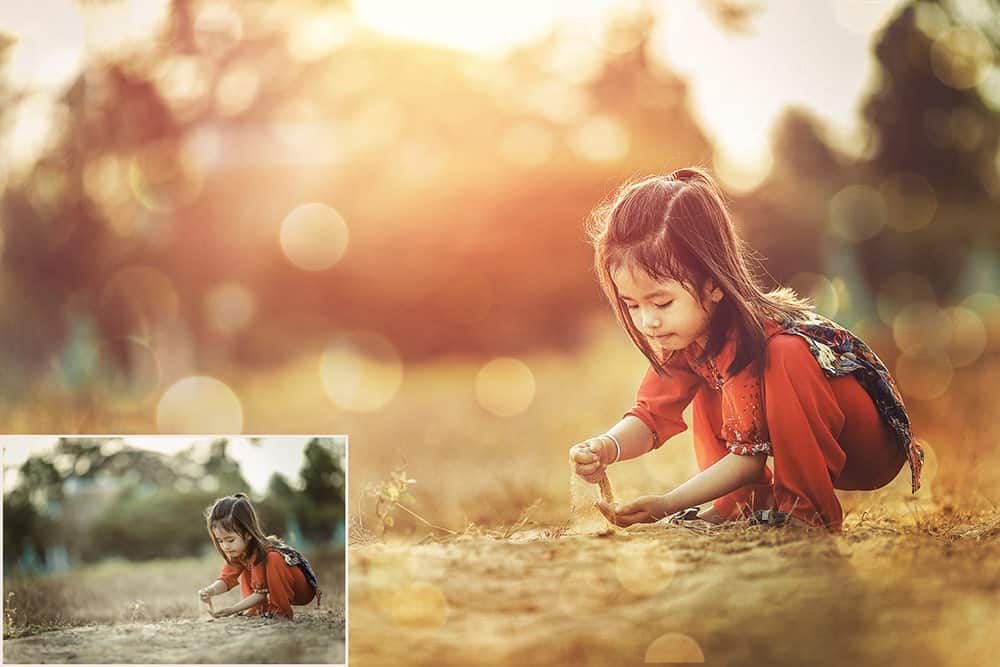 tutorial toning 11 - Toning Color And Light Photo Overlays