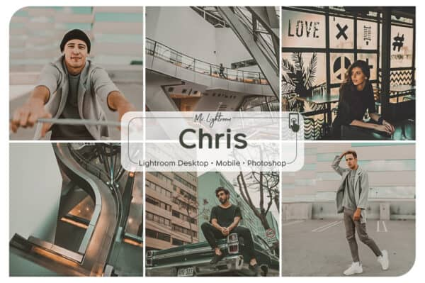 Chris Lightroom Desktop and Mobile Presets
