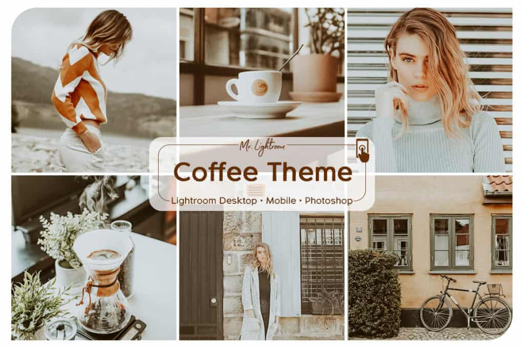 Coffee Theme 1.1 1024x681 - Coffee Theme Lightroom Desktop and Mobile Presets