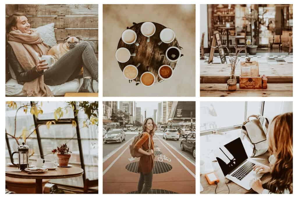 Coffee Theme 2 1024x681 - Coffee Theme Lightroom Desktop and Mobile Presets