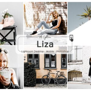 Liza 1 300x300 - Liza Lightroom Desktop and Mobile Presets