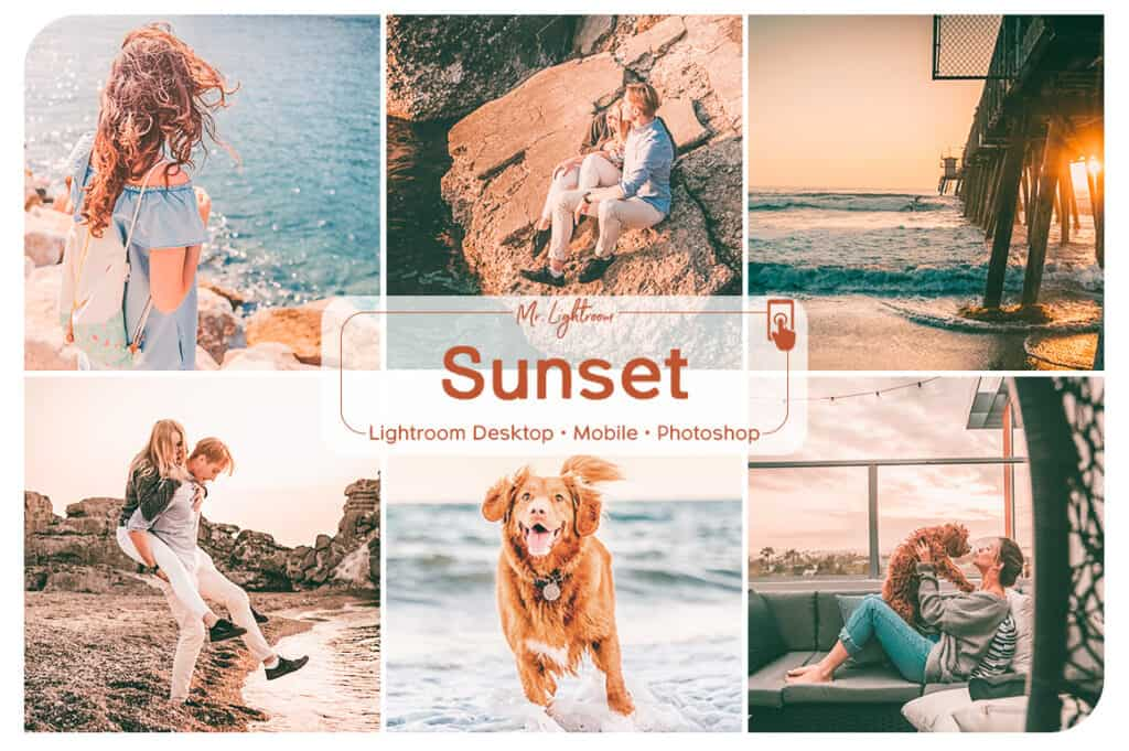 prv sunset 1.1 1024x681 - Sunset Lightroom Desktop and Mobile Presets