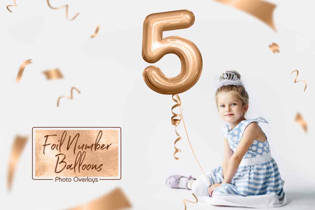 prv1 3 1024x683 - Foil Number Balloons Photo Overlays