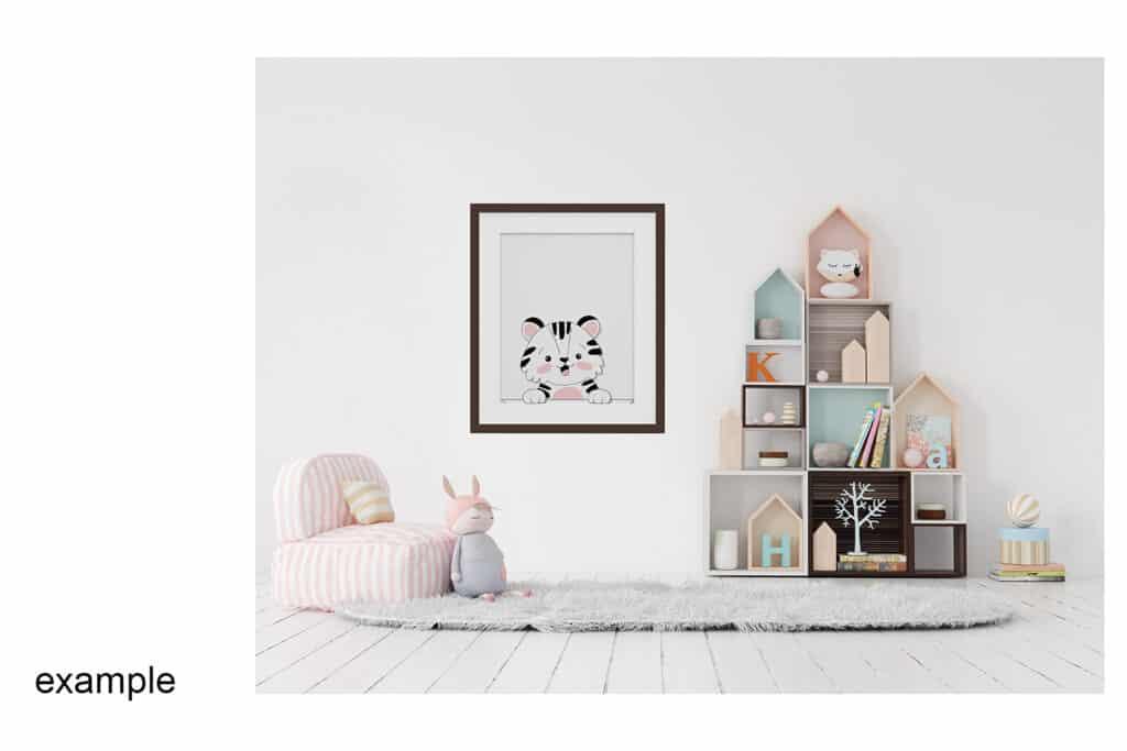 0006 prv 04 1024x683 - Interior Mockup Kids Room 06