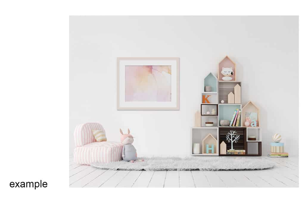 0006 prv 06 1024x683 - Interior Mockup Kids Room 06