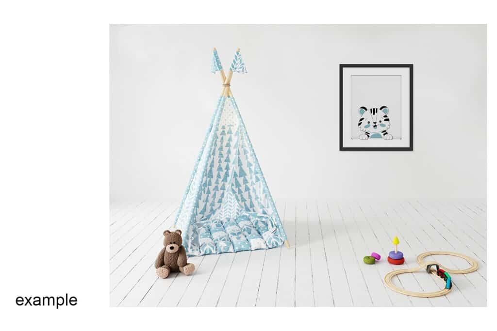 prv6 1024x683 - Interior Mockup Kids Room 04