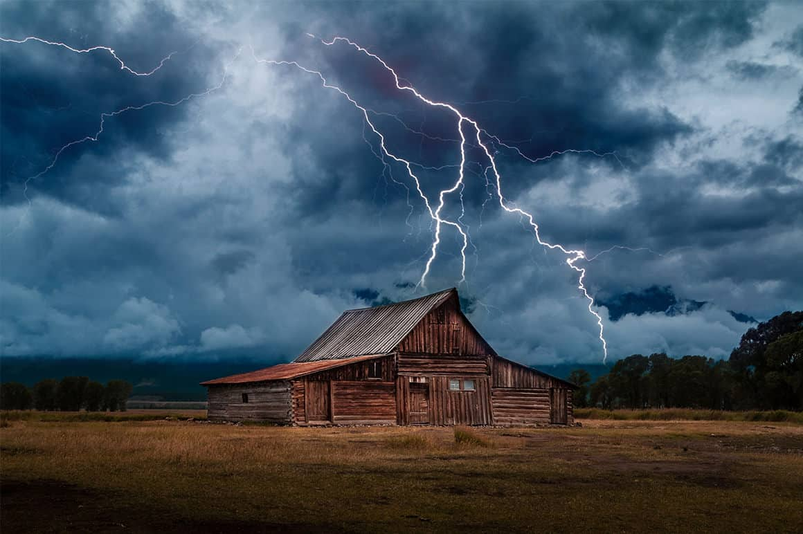 Lightning 5.2 - 65 Lightning Overlays