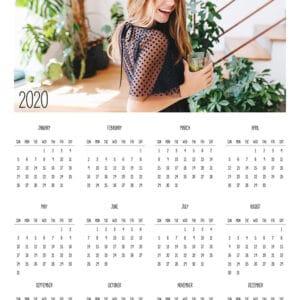 prv free calendar 300x300 - FREE Calendar Template 2020