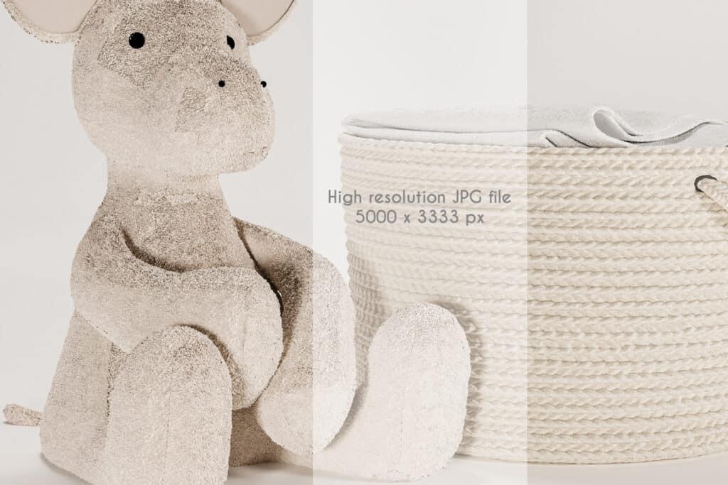 prv3 1024x683 - Hamper and unicorn mockup. Digital Backdrop