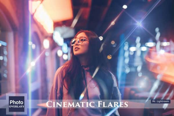 Cinematic Flares 1.1 600x400 - 100 Cinematic Flares Overlays