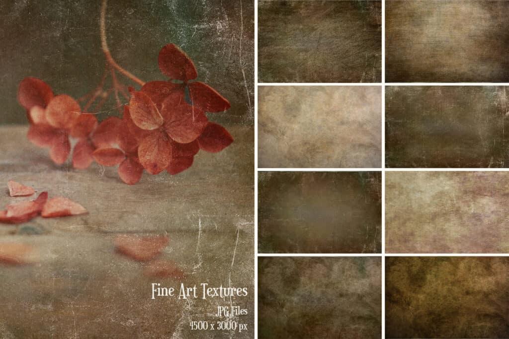 prv1 1024x683 - Fine Art Texture SET4