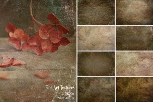 Fine Art Texture SET4