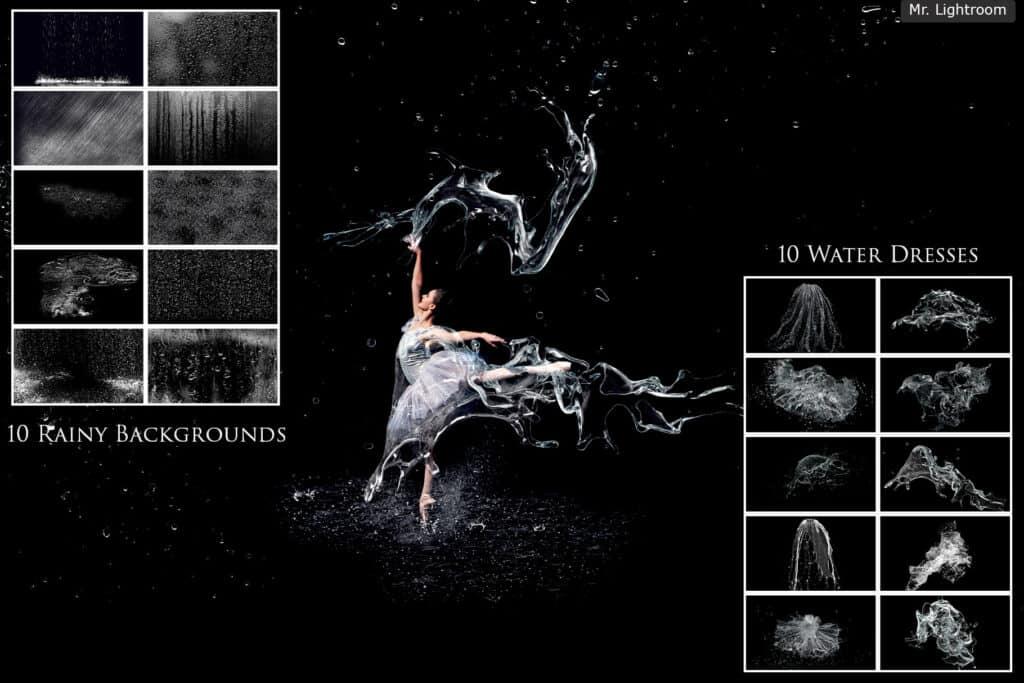 Water Splash 3 1024x683 - 130 Water Splash Photo Overlays