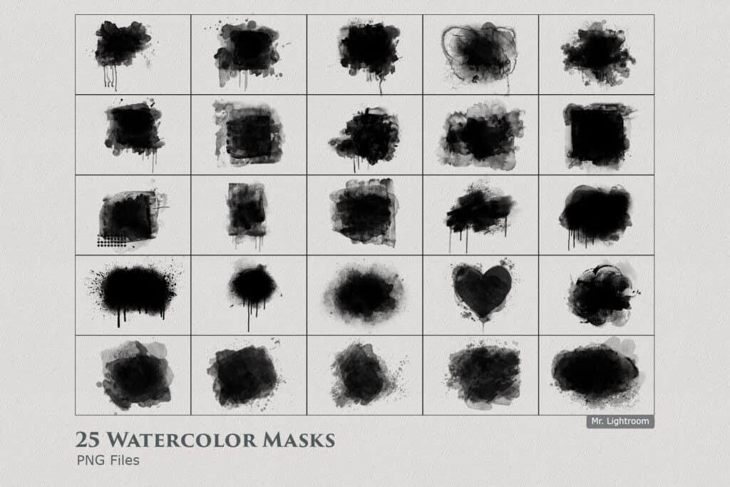 prv2 1024x683 - 25 Watercolor Masks