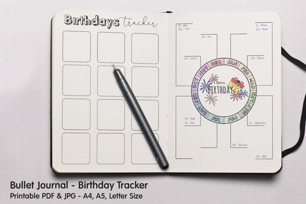 Birthday Tracker 3.1 1024x683 - Birthday Tracker 3