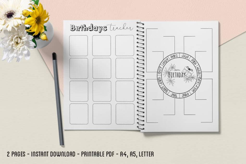 Birthday Tracker 3.2 1024x683 - Birthday Tracker 3