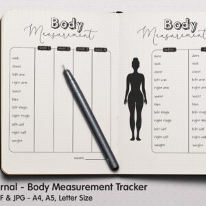Body Measurement Tracker 1 300x300 - Body Measurement Tracker