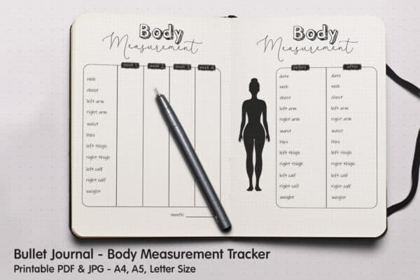 Body Measurement Tracker
