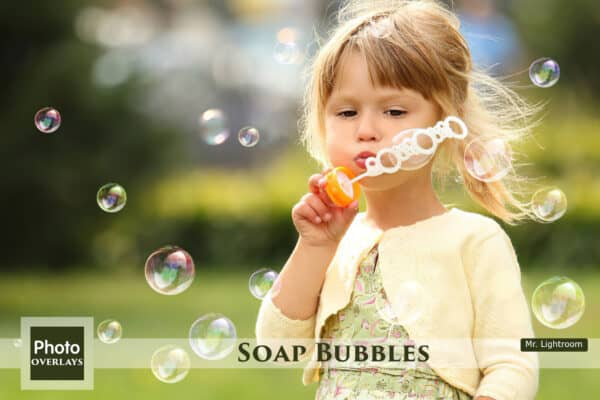 Soap Bubble Overlays