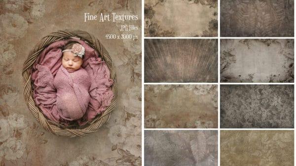 Fine Art Texture SET7