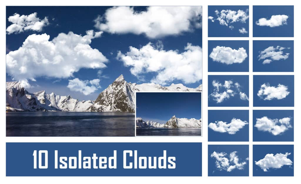 Isolated Clouds 1024x627 - Isolated Clouds Overlays
