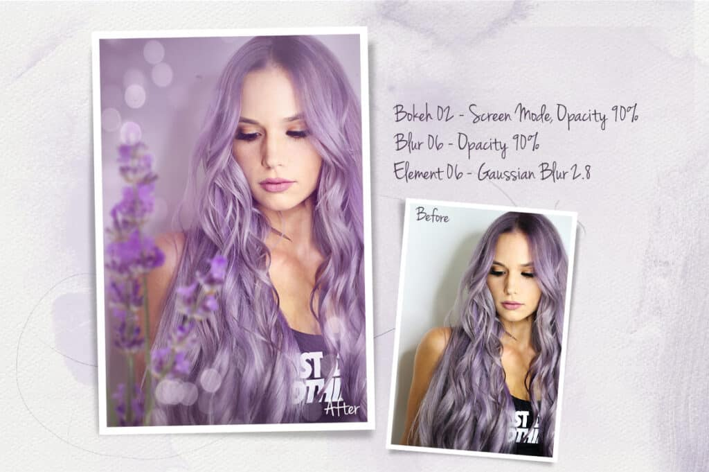 prv8 1 1024x681 - Lavender Photoshop Overlays