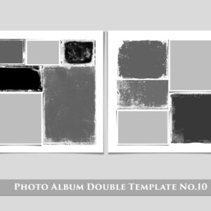 Photo Album Double Template 300x300 - Photo Album Double Template No.10