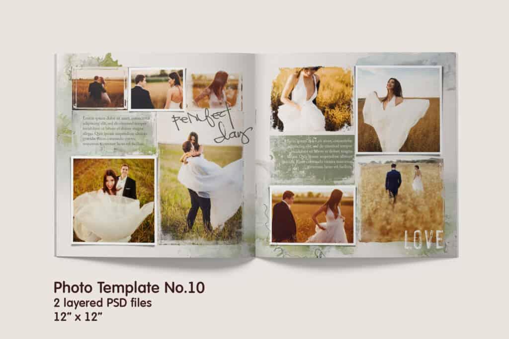prv2 1024x683 - Photo Album Double Template No.10