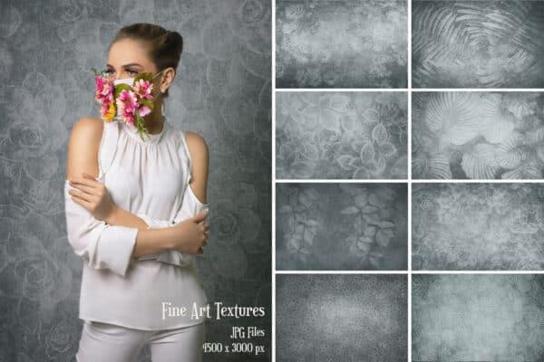 Fine Art Texture SET8