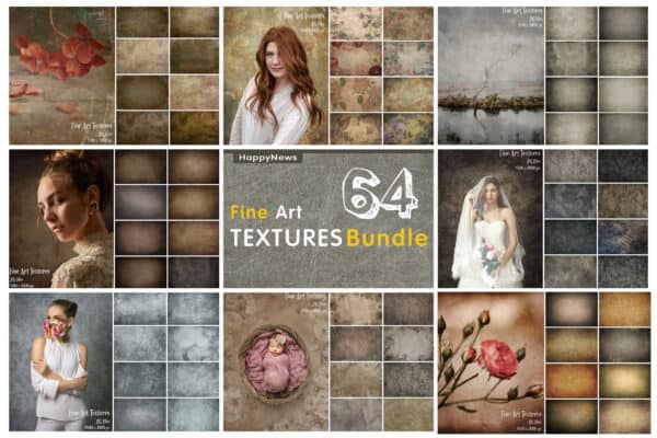 Fine Art Textures Bundle