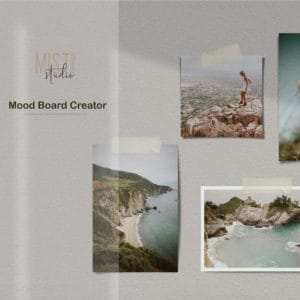 Mood Board Creator 002