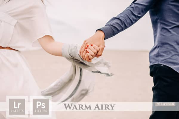 Warm Airy Lightroom Presets
