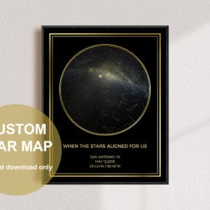 prv 1 1 300x300 - Custom Round Star Gold Map