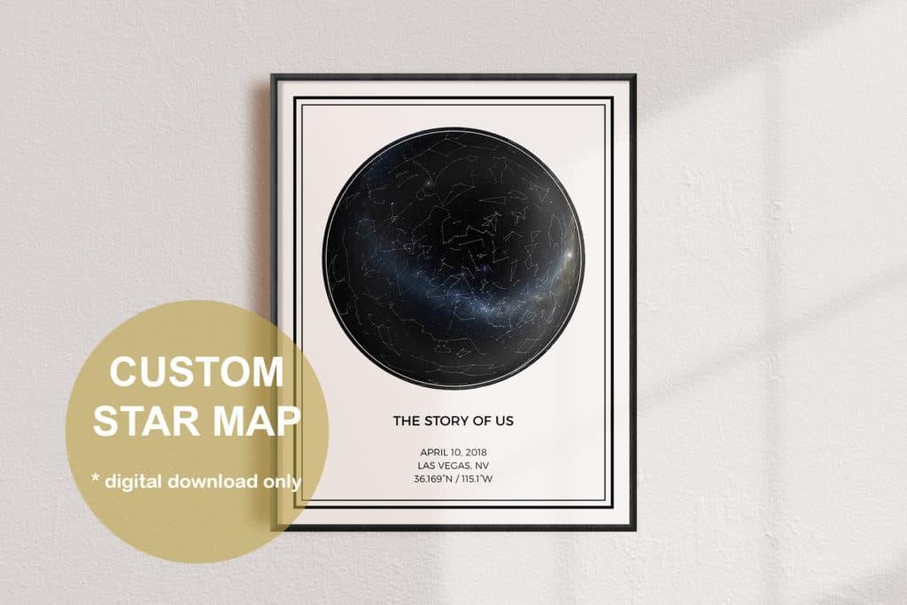prv1 1024x683 - Custom Round Star White Map