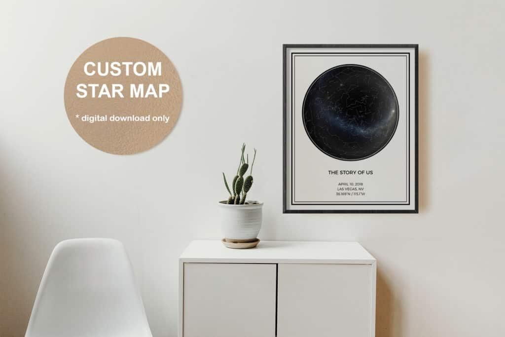 prv4 1024x683 - Custom Round Star White Map