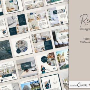 35 Real Estate Instagram Posts