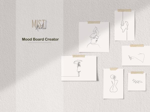 Mood Board Creator 003