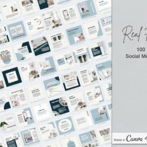 100 Real Estate Terms Social Media Posts