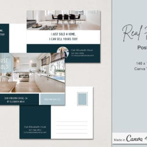 Real Estate Postcard 1