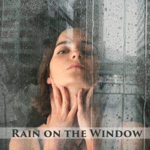Raindrops on the Window Overlays